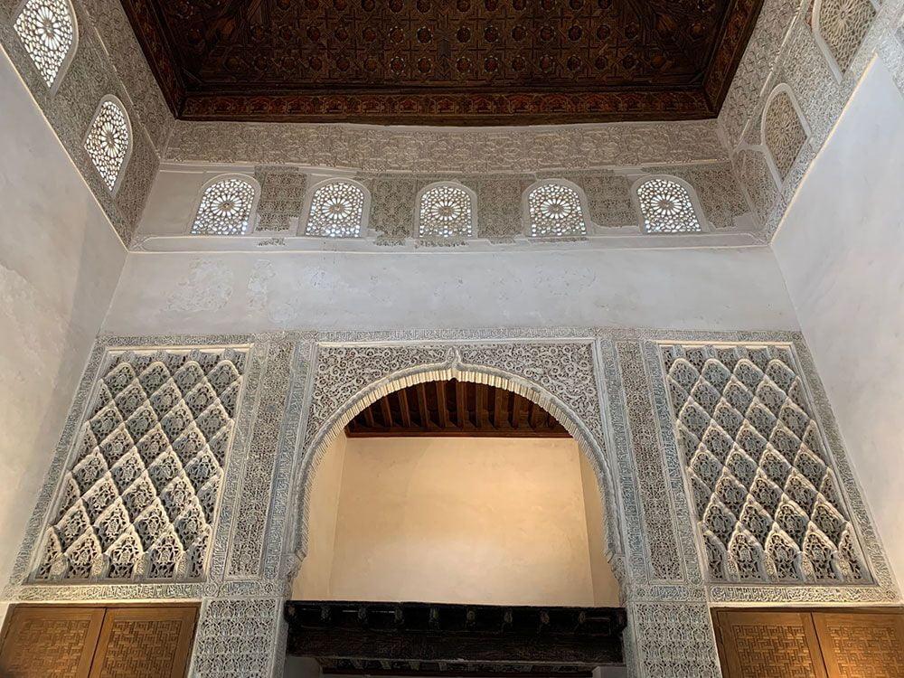 Arquitecturá Andalusí en el Cuarto Real de Granada
