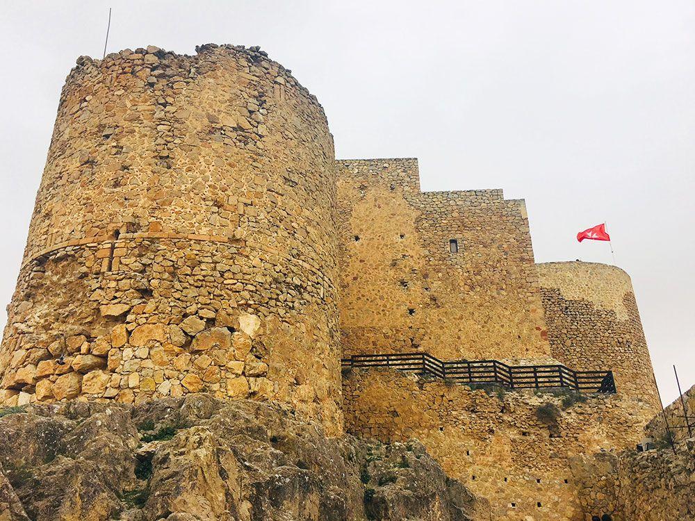 Curiosidades de Consuegra - Castillo