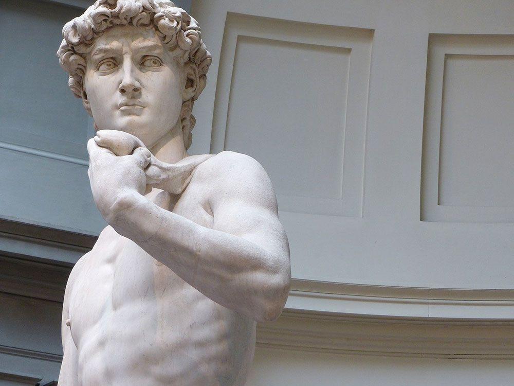 Qué ver en Florencia en un fin de semana - El David de Miguel Ángel