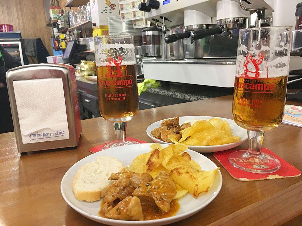 ¿Dónde comer en Iznájar? Restaurante Mesón Abuela María