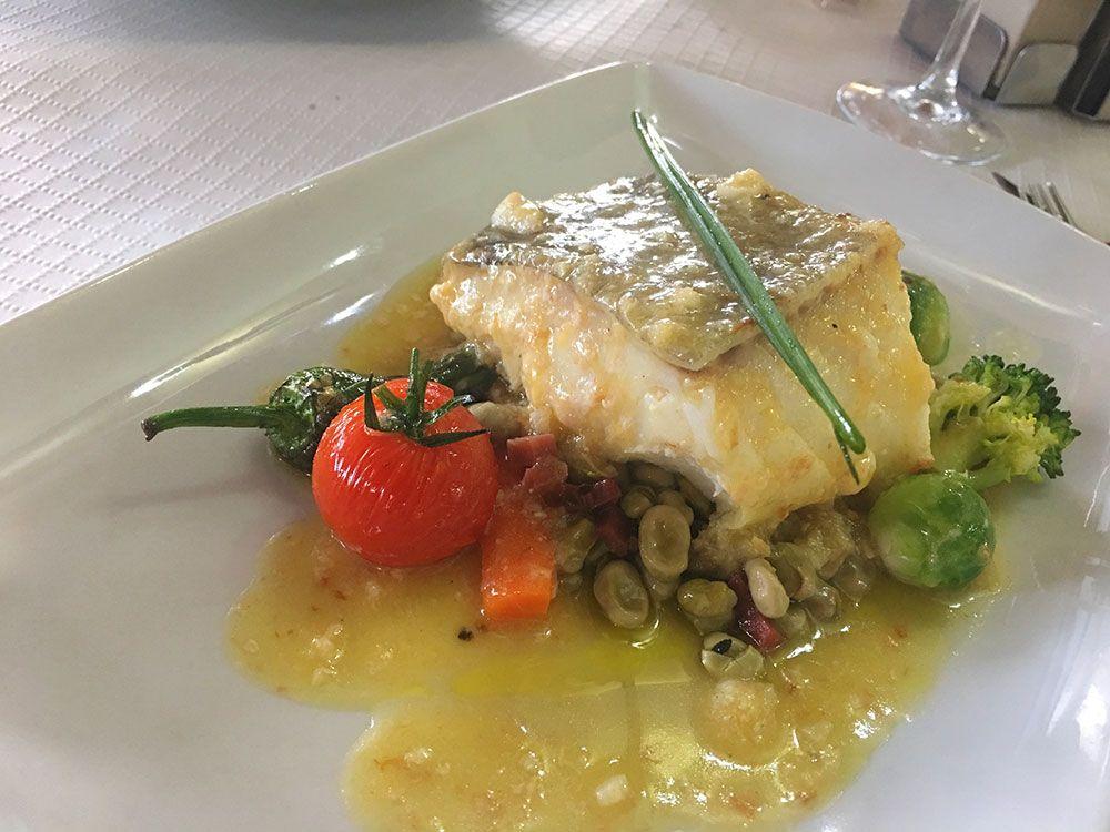 ¿Dónde comer en Iznájar? Restaurante Casa Juani