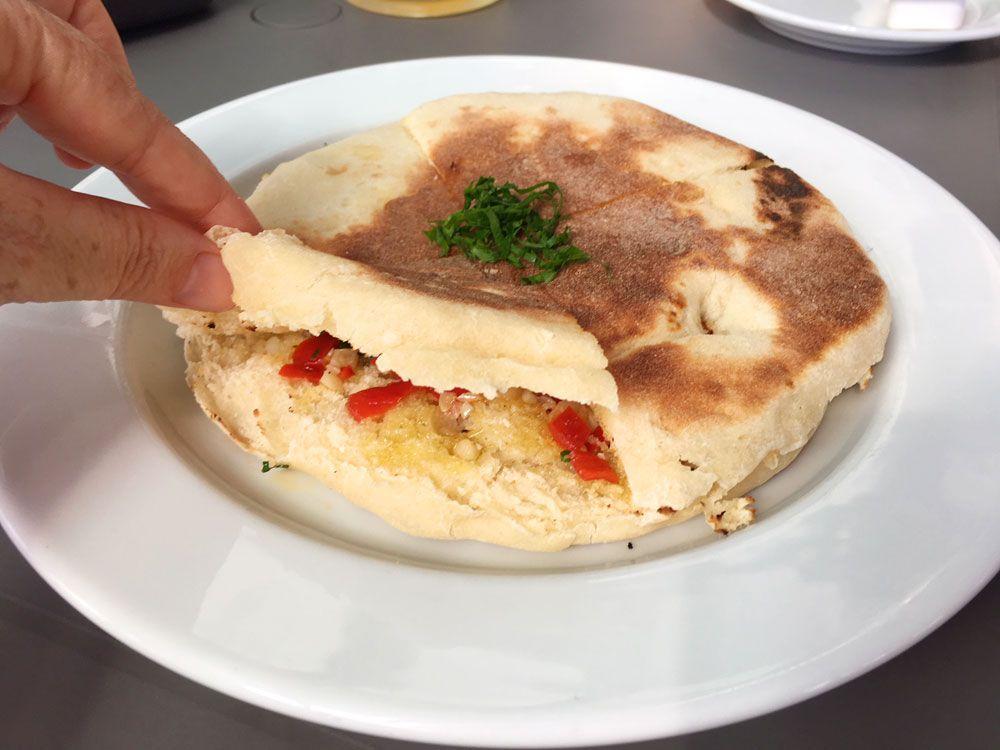 Dónde comer en São Miguel - Azores - Furnas - O Miroma - Pan