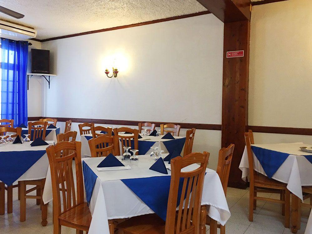 Dónde comer en São Miguel - Azores - Lomba Da Fazenda - Casa do Pasto - Salón
