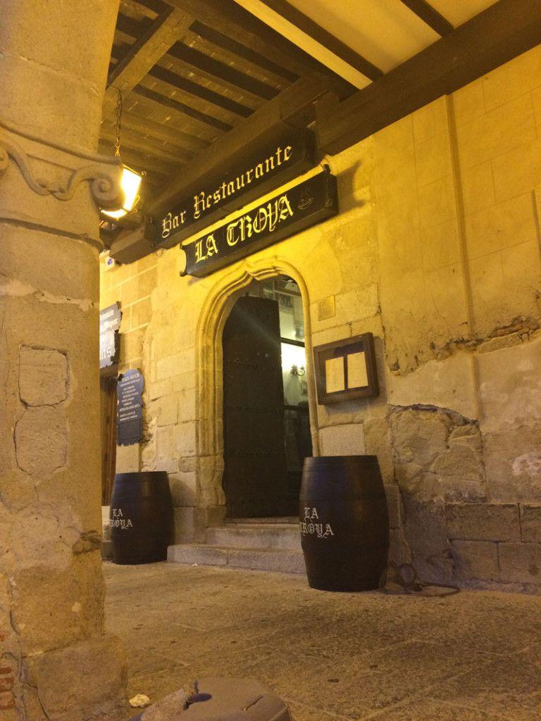 Dónde comer en Trujillo