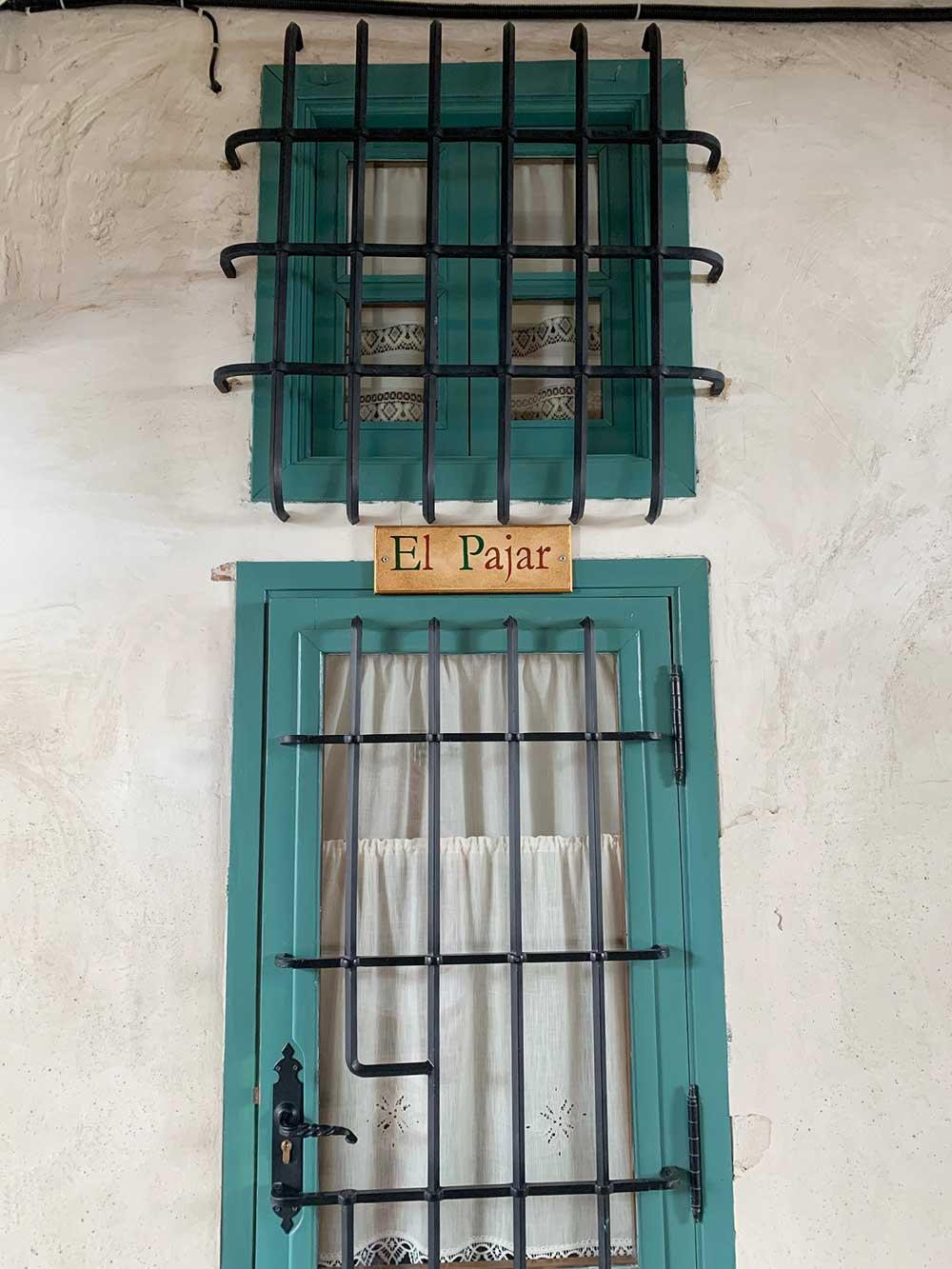 Habitación El Pajar