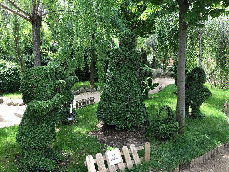 El Bosque Encantado - Madrid - Blancanieves y los 7 enanitos