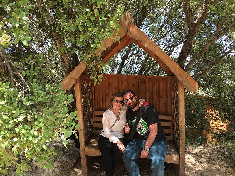El Bosque Encantado - Madrid - Víctor y Cristina