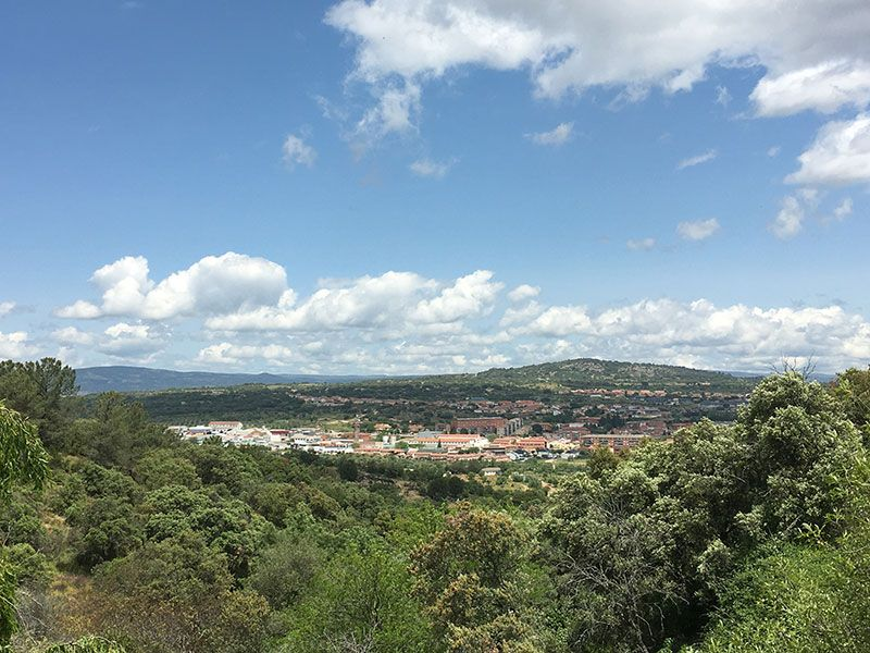 El Bosque Encantado - Madrid - Vistas del pueblo