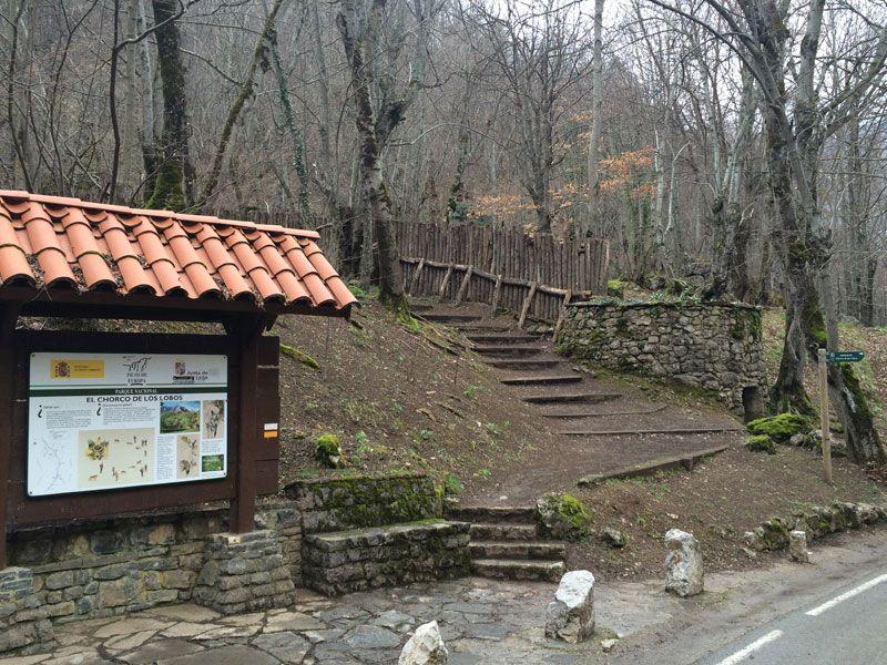 Chorco de los Lobos - Ruta 4x4 por los Picos de Europa