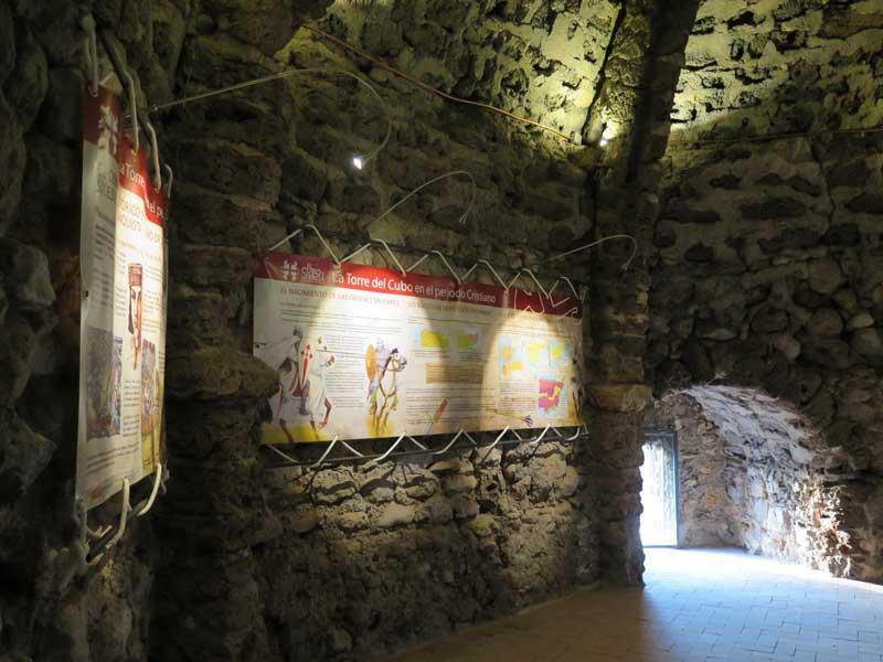 Murales explicativos para las visitas