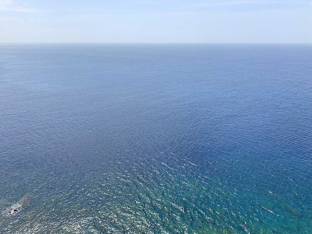 El Atlántico en toda su inmensidad