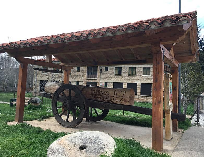 Molinos de Duero fue en 1753 el enclave de carreteras más importante de España