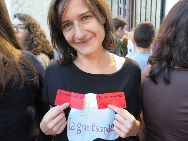 Entradas para el Torneo Medieval - Mercado Medieval de Alcalá de Henares