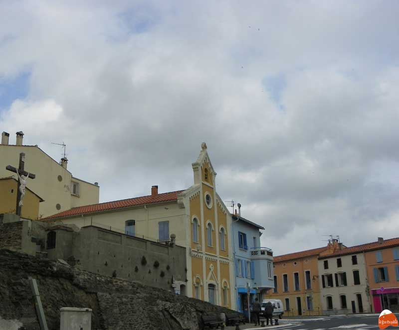 Edificios en Collioure