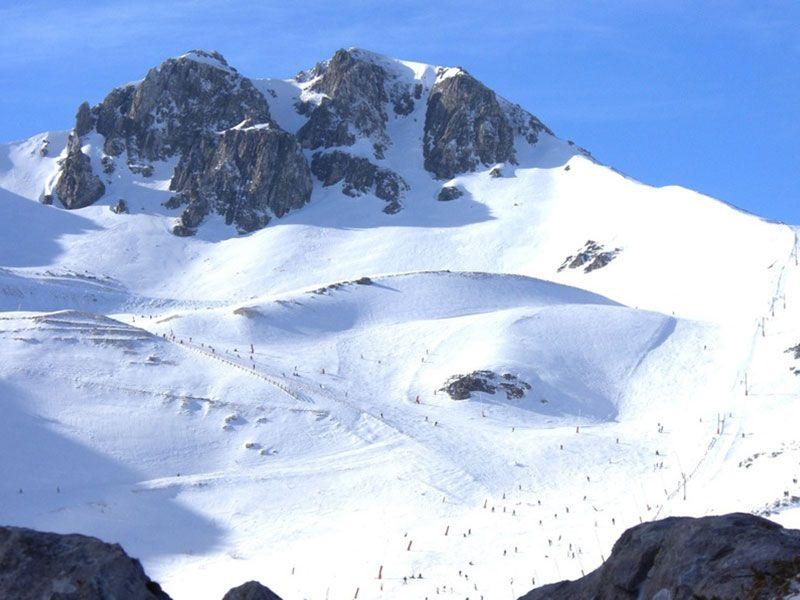 Escapadas de fin de semana a la nieve en España - San Isidro
