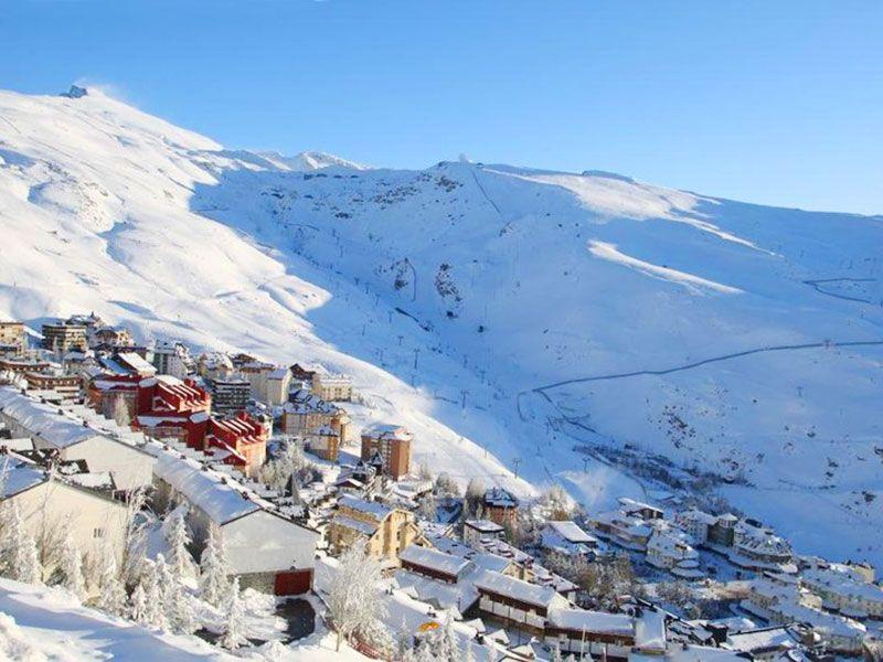 Escapadas de fin de semana a la nieve en España - Sierra Nevada
