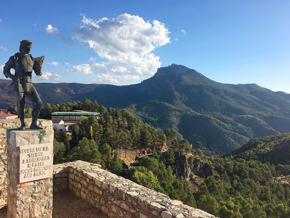 Escapadas románticas en España - Segura de la Sierra