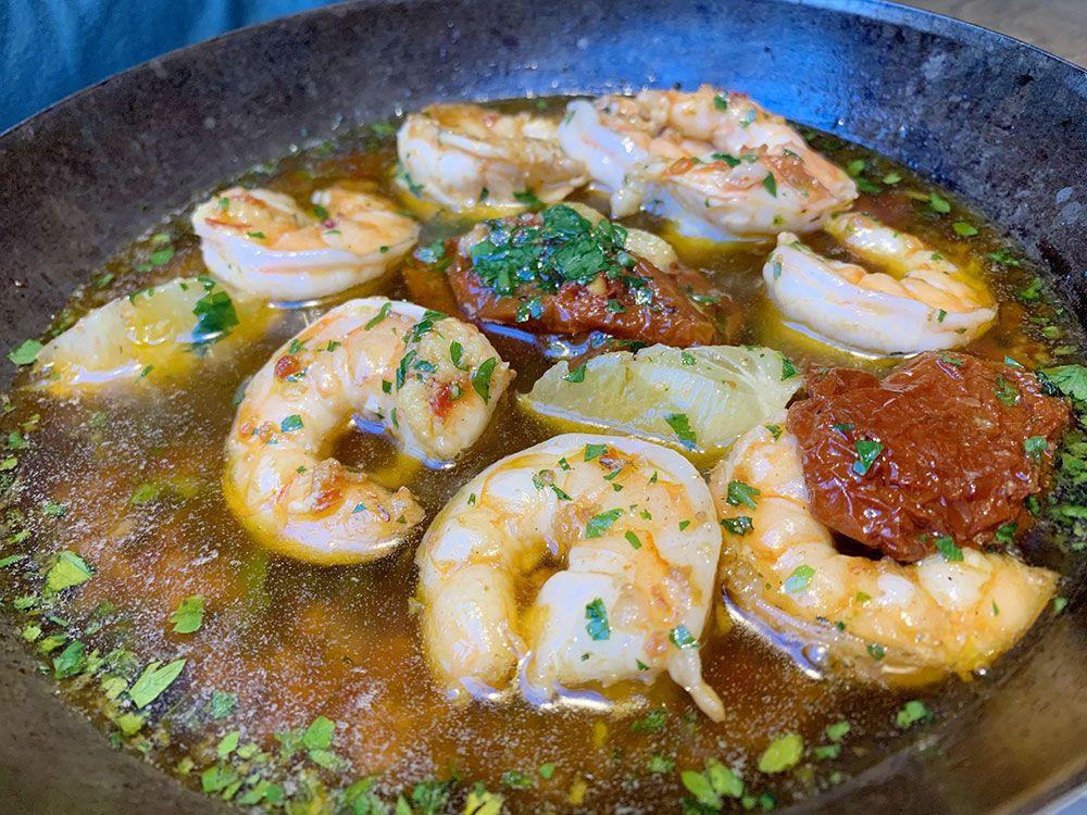 Restaurante 1st Lobster - Langostinos