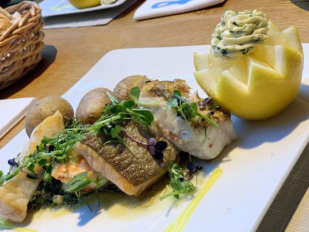 Restaurante 1st Lobster - Pescados