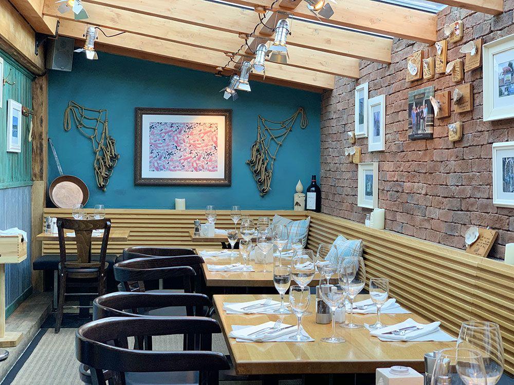 Restaurante 1st Lobster