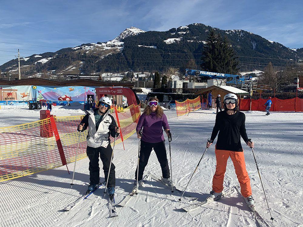 Escuela de ski Element3