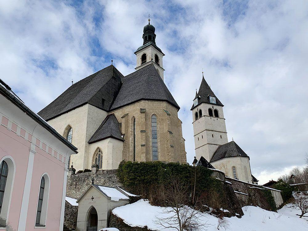 Iglesia de Kitzbühel