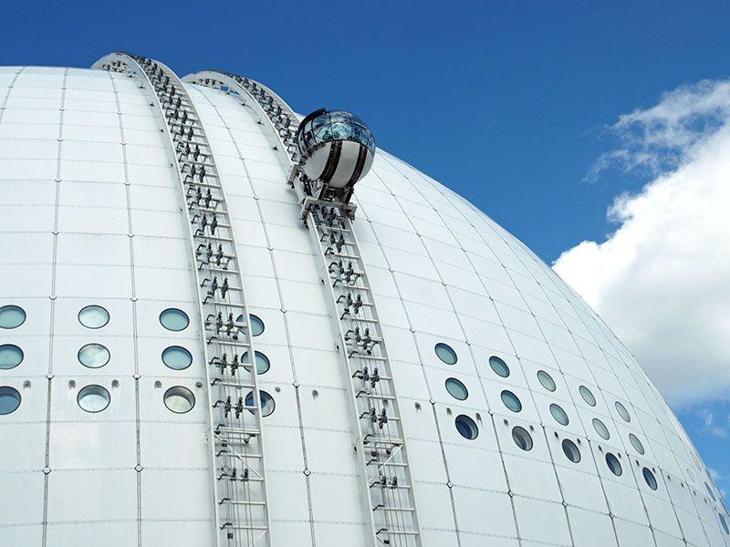 Mejores vistas de Estocolmo, Skyview