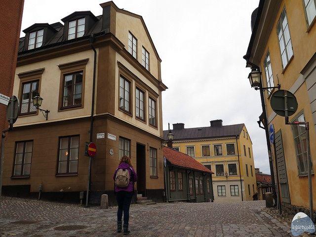 Callejeando por Södermalm