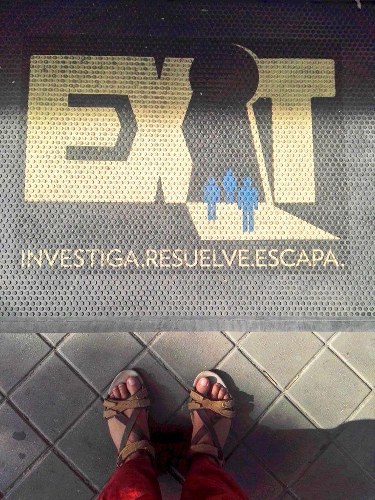 Exit Madrid - Escape Room - Pena de Muerte 1962