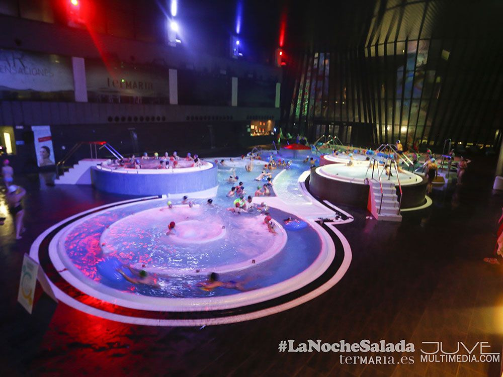 Experiencias A Coruña - #LaNocheSalada