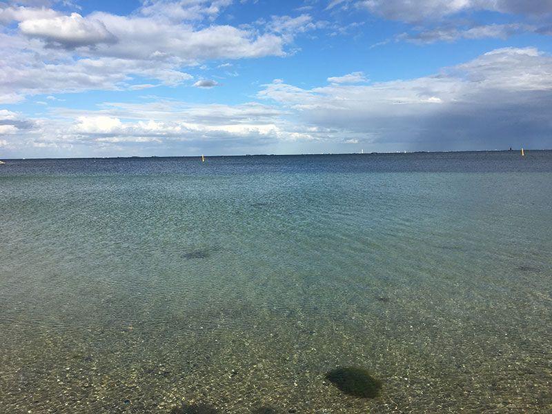 Experiencias y sensaciones en Copenhague - Playa de Amager Strand Park