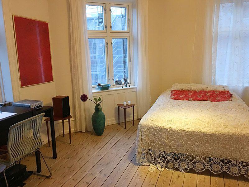 Experiencias y sensaciones en Copenhague - Apartamento