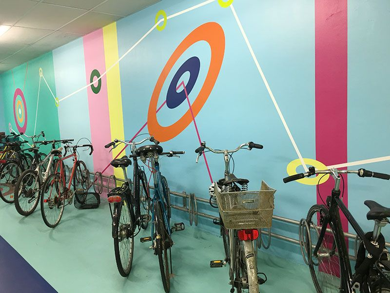 Experiencias y sensaciones en Copenhague - Bicis