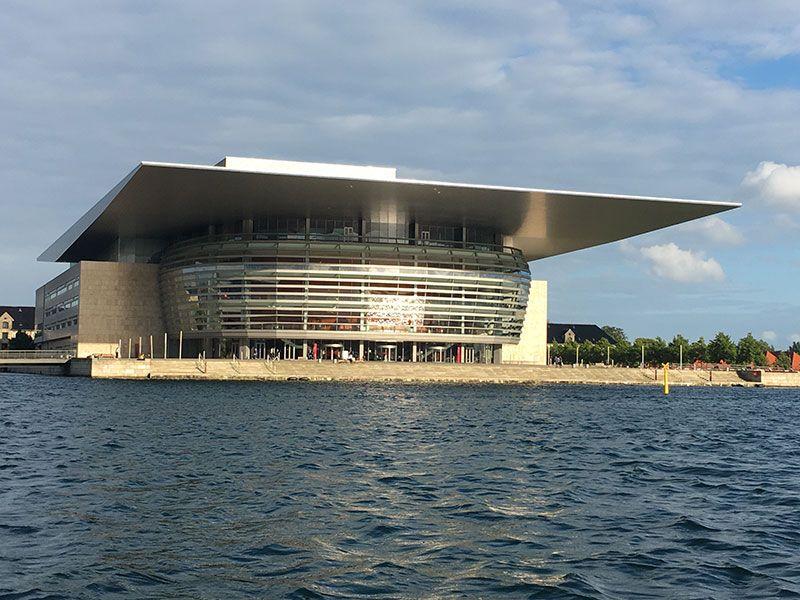Experiencias y sensaciones en Copenhague - Ópera de Copenhague