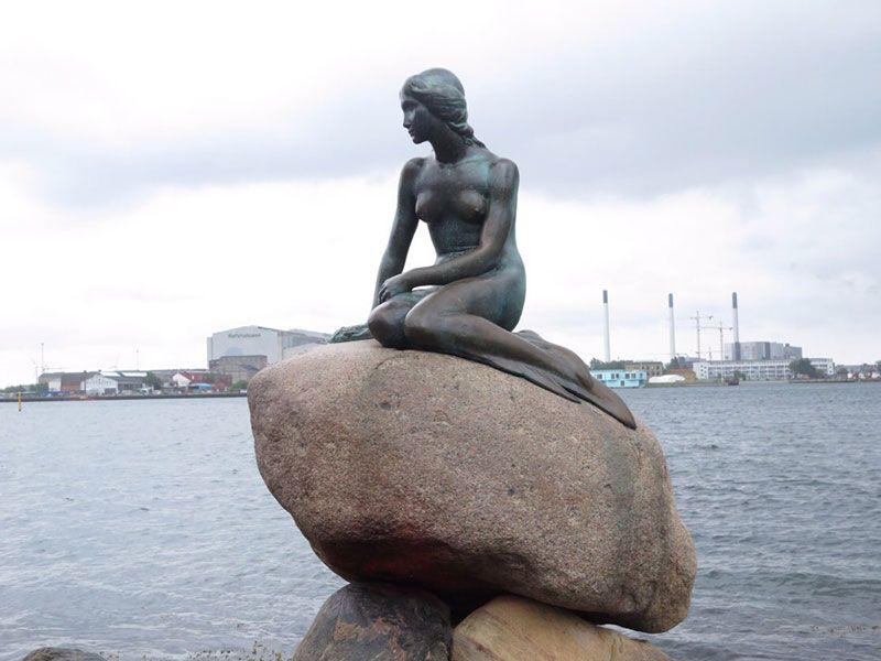 Experiencias y sensaciones en Copenhague - La Sirenita de Copenhague