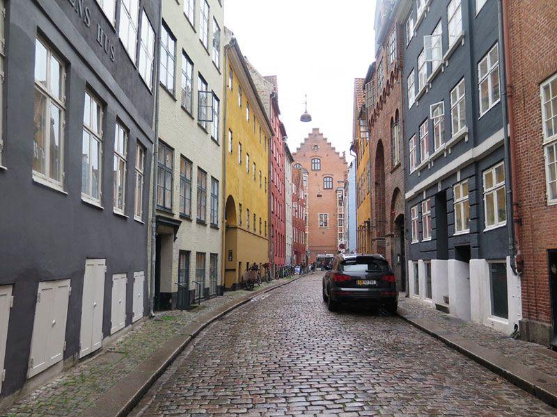 Experiencias y sensaciones en Copenhague - Calle