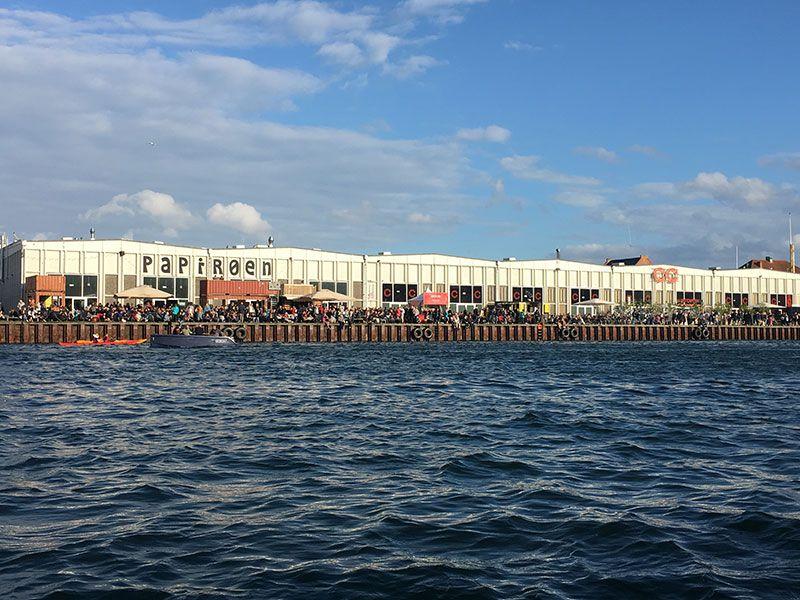 Experiencias y sensaciones en Copenhague - Zona del Papirøen