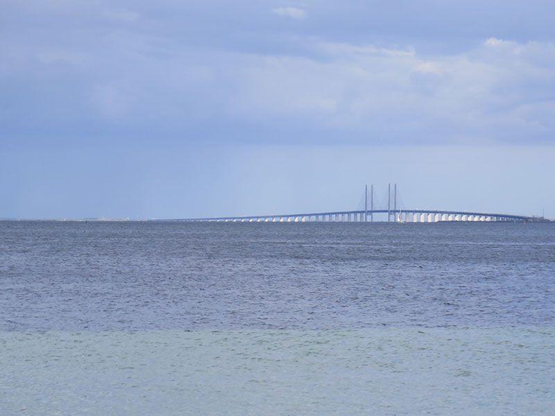 Experiencias y sensaciones en Copenhague - Puente de Øresund