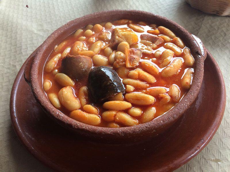 Fabada asturiana de La Cabraliega - Arenas de Cabrales