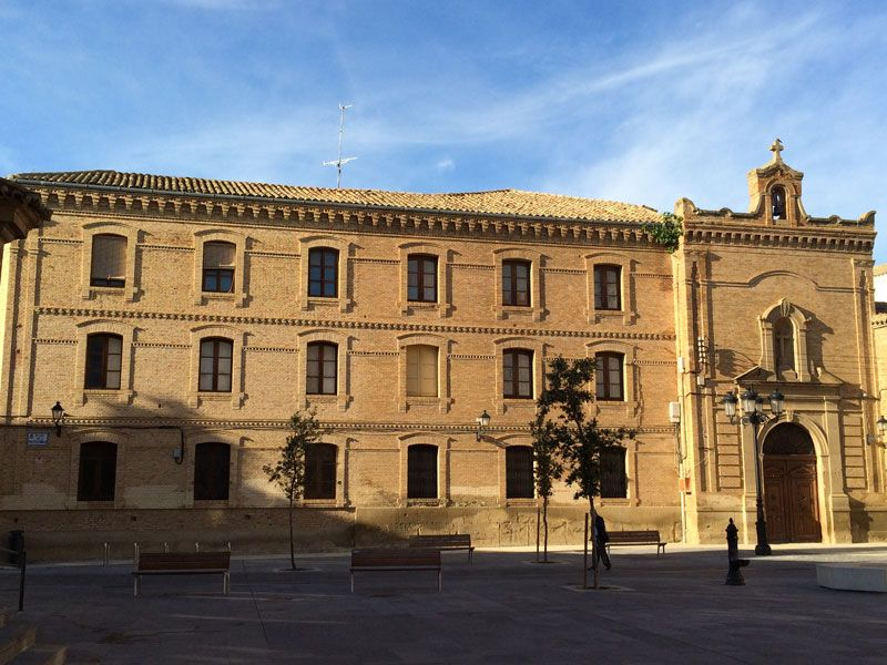 Qué ver en Huesca - Facultad de Humanidades