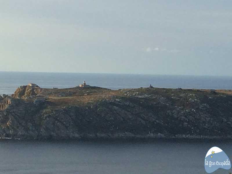 Faro Islas Sisargas