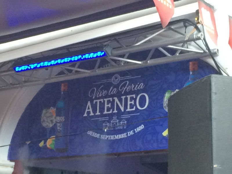 Feria de Albacete - Ateneo