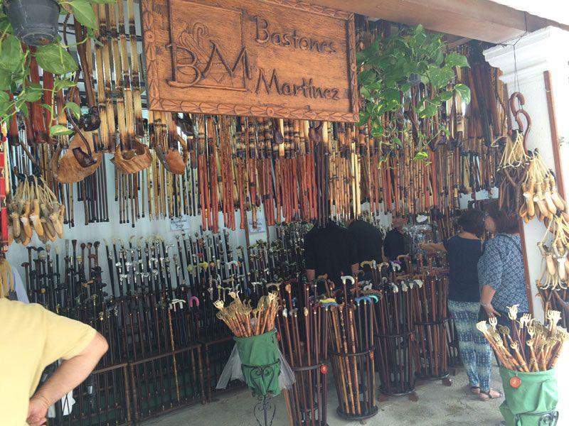 Feria de Albacete - Puesto de artesanía