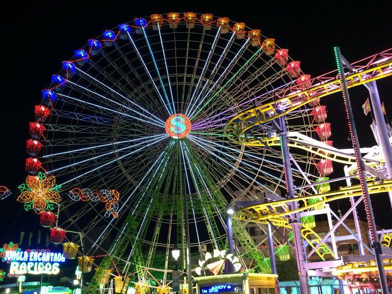 Feria de Albacete - Noria