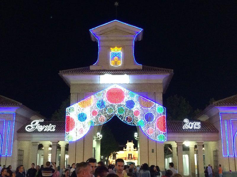Feria de Albacete - Puerta de Hierro