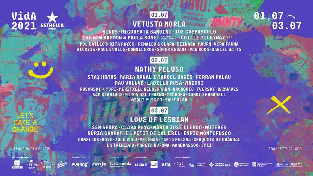 Festivales y ferias en la provincia de Barcelona - Festival VIDA