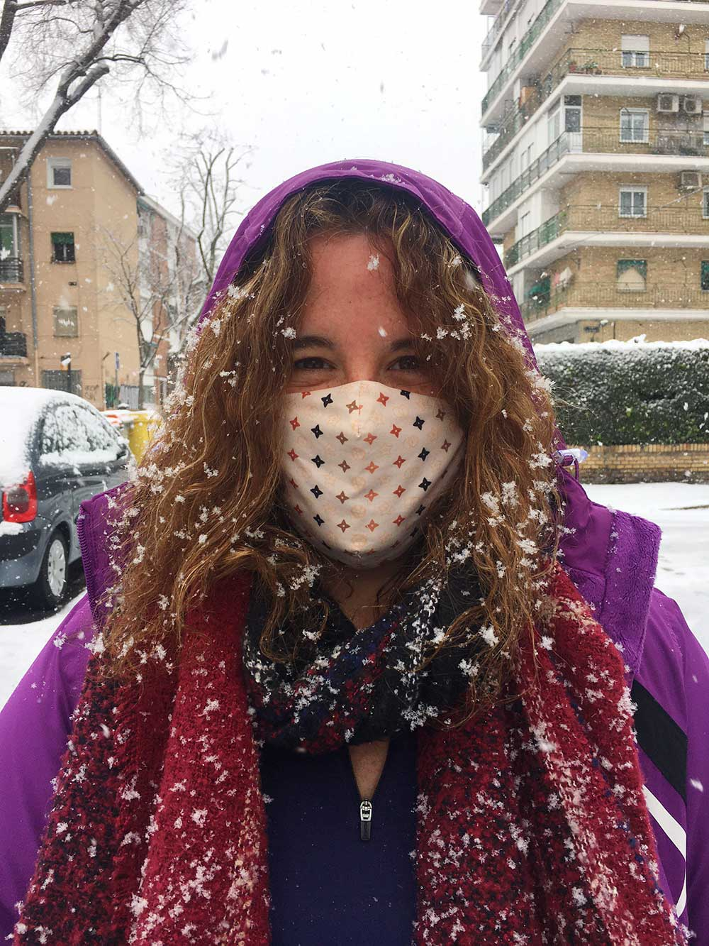 Filomena y la gran nevada de Madrid
