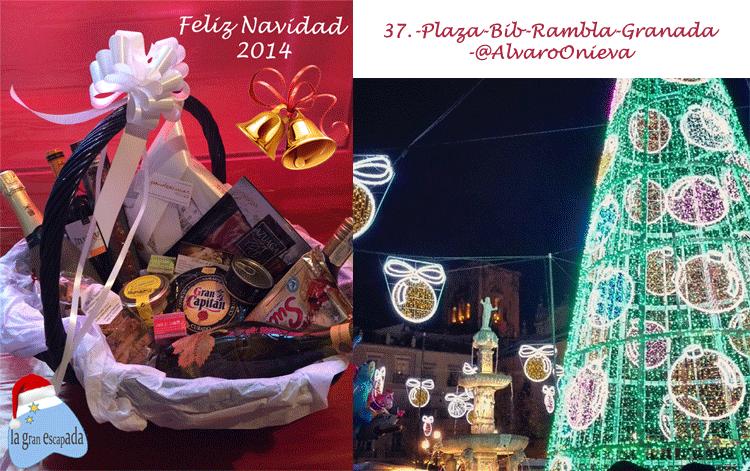 Concurso de navidad 2014 cesta de navidad for Cesta arbol navidad