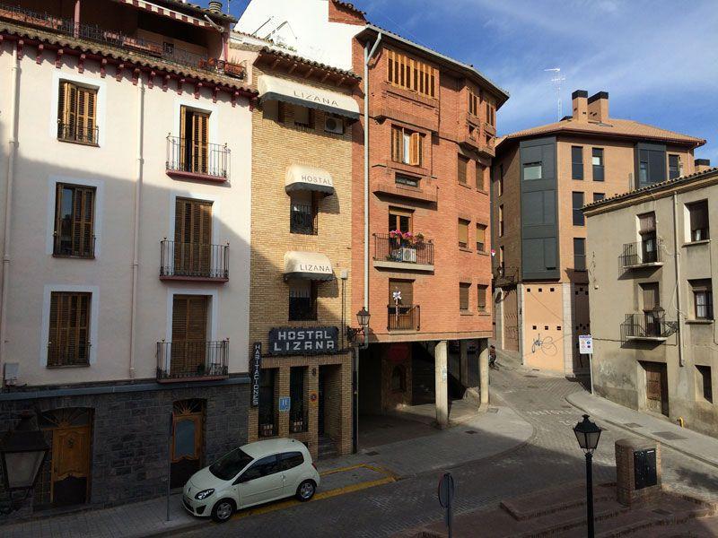 Hostal Lizana de Huesca