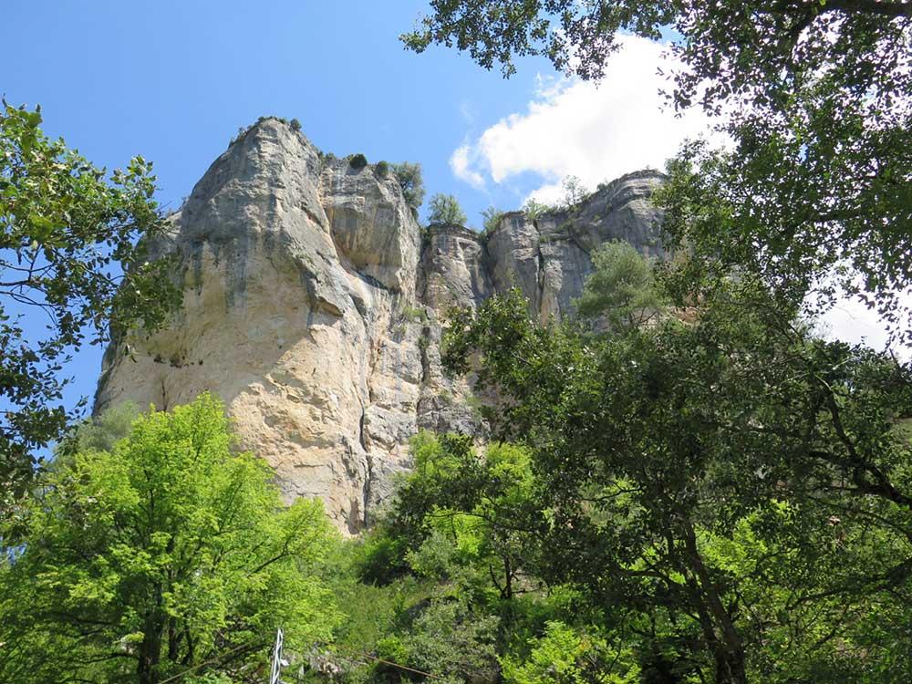 Hoz de Beteta y sumidero de Mata Asnos - Cañón
